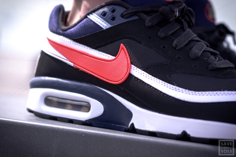 chaussure Nike Air Max Classic BW Premium 'USA Olympic' 2016 (3)