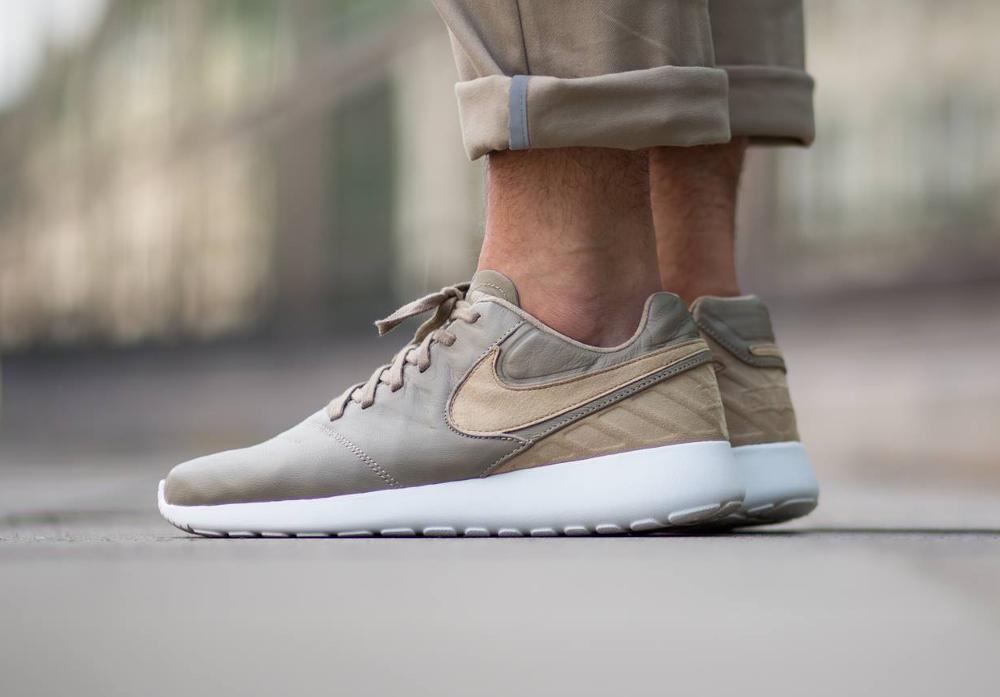 chaussure Nike Roshe Tiempo VI Quickstrike - Khaki Hay (2)