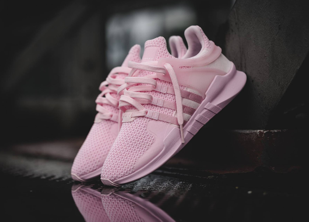 Adidas EQT Support 93 'Triple Pink' (rose)