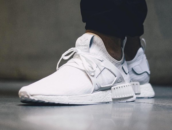 Adidas NMD XR1 White Glitch - @maxshoes