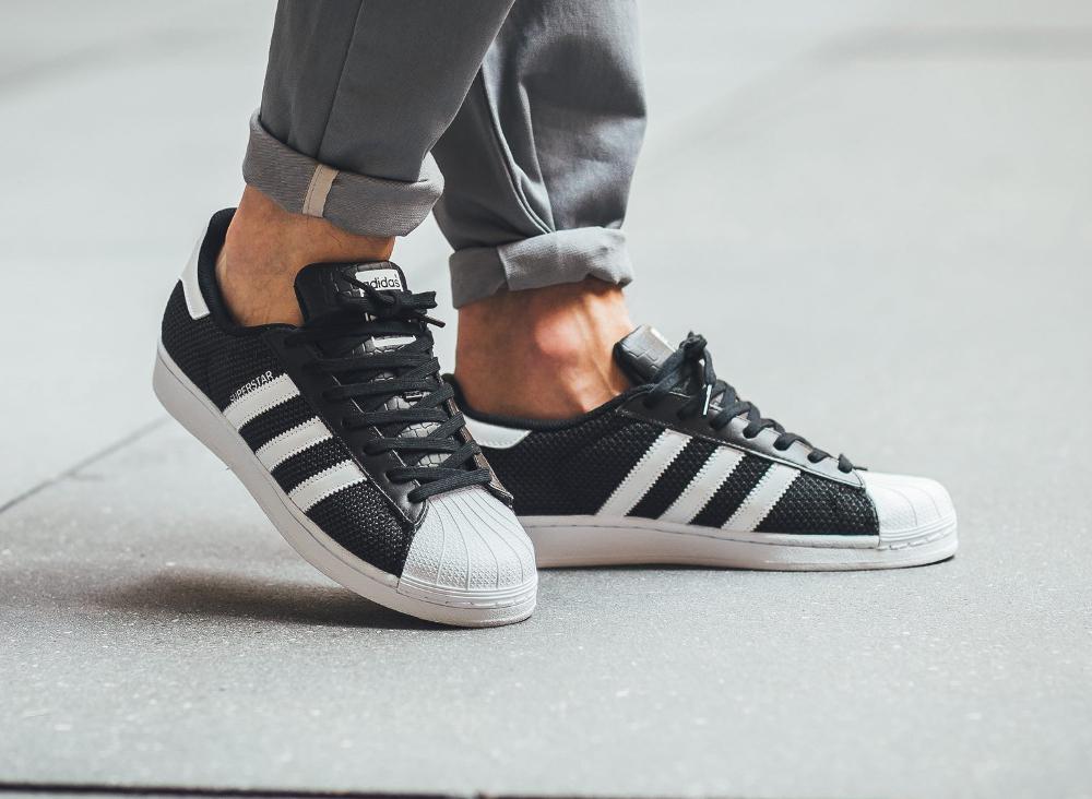 Adidas Superstar Circular Knit CK Core Black (4)