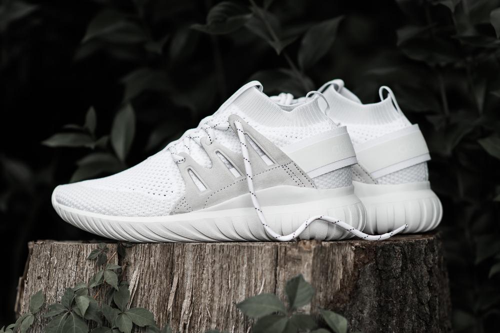 Adidas Tubular Nova Primeknit blanche (1)