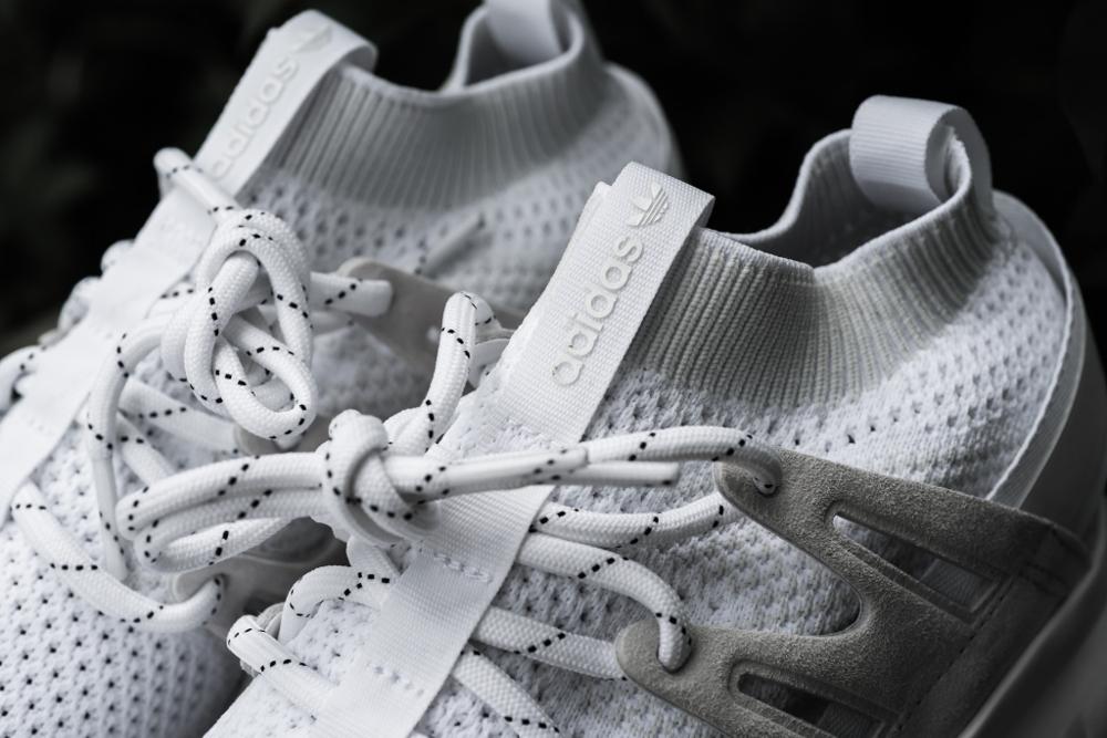 Adidas Tubular Nova Primeknit blanche (2)
