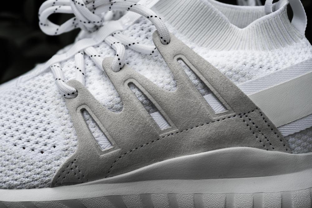Adidas Tubular Nova Primeknit blanche (3)