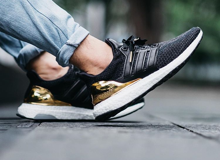 Adidas Ultra Boost Gold Medal - @rylejustinuy