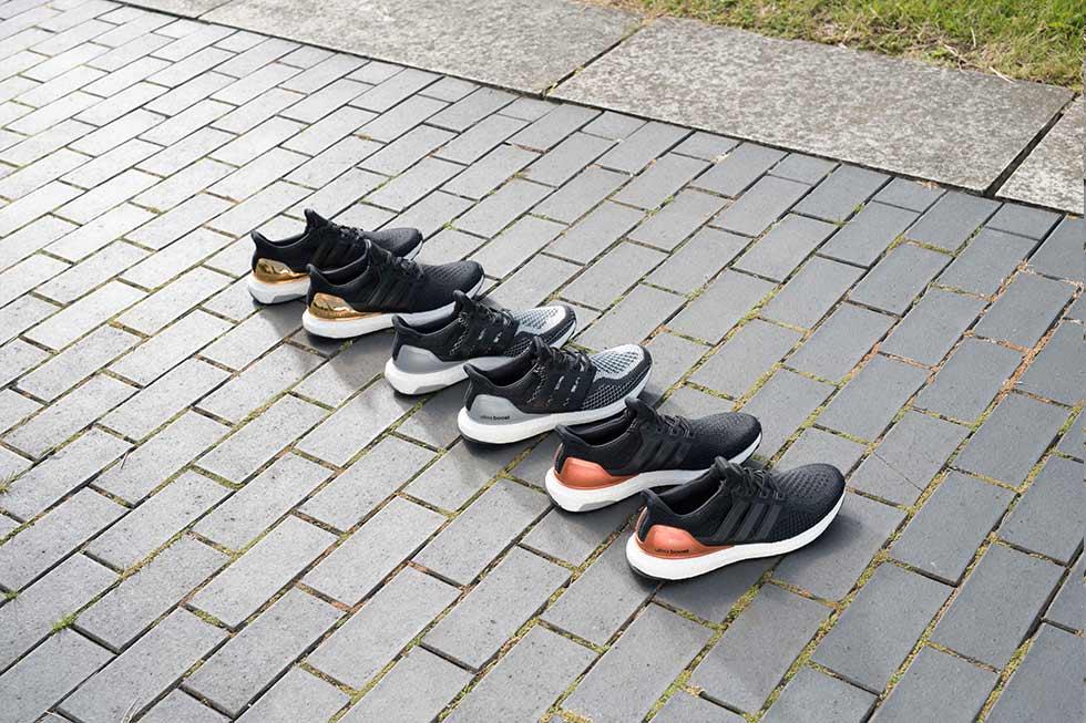 Adidas Ultra Boost LTD 'Olympic Medals'