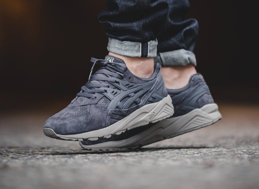 Asics Gel Kayano Trainer Mooncrater Dark Grey (1)
