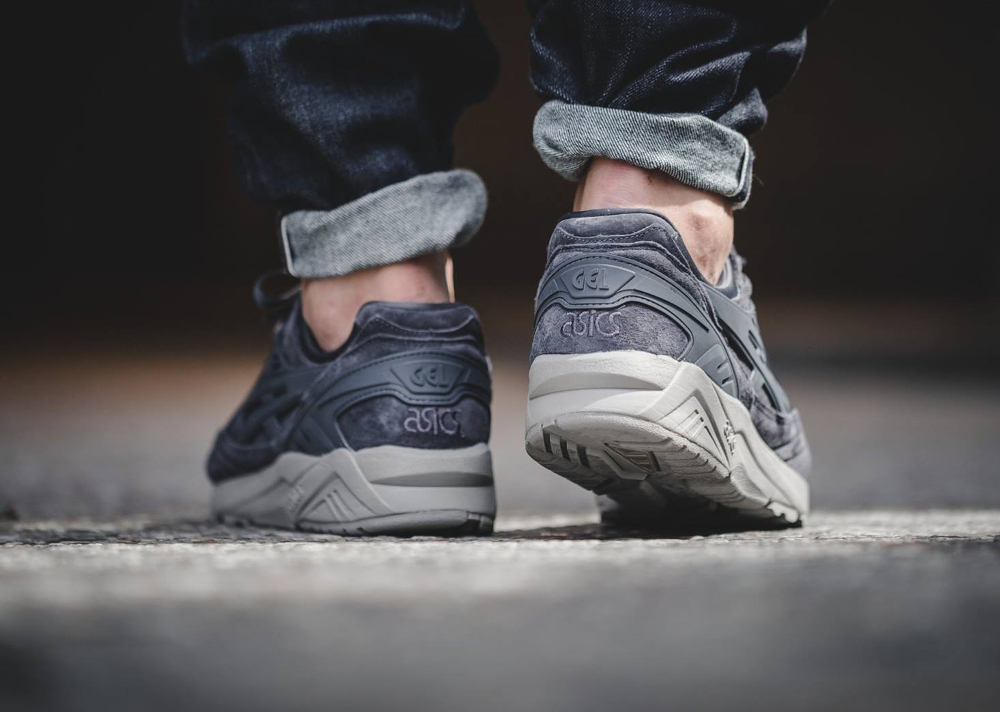 Asics Gel Kayano Trainer Mooncrater Dark Grey (2)