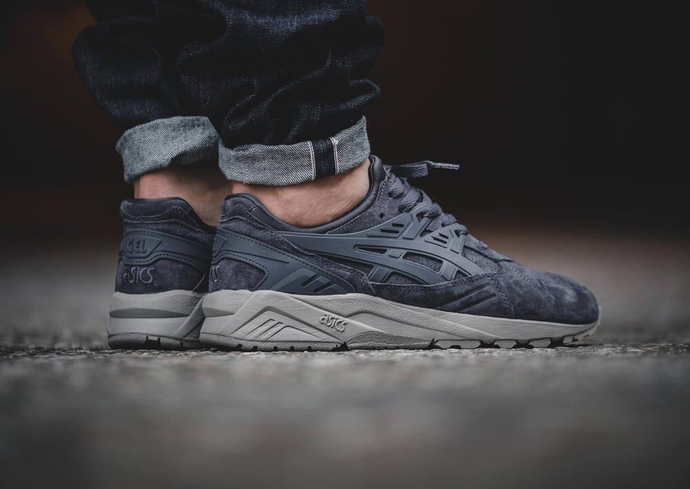 Asics Gel Kayano Trainer Mooncrater Dark Grey (5)