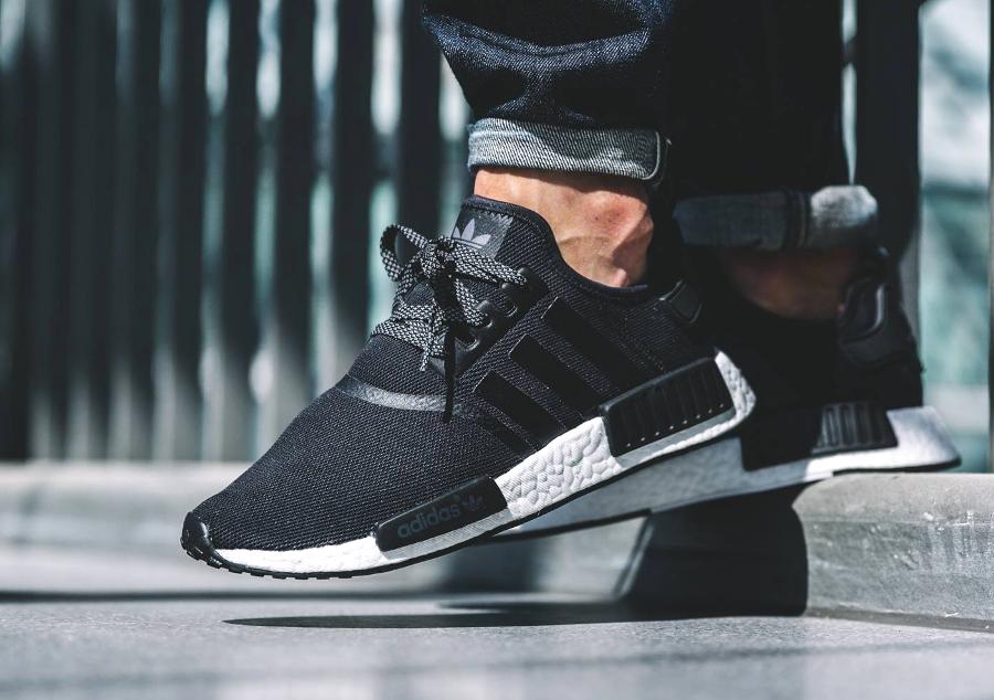 La collection Adidas NMD_R1 Mesh (août 2016)