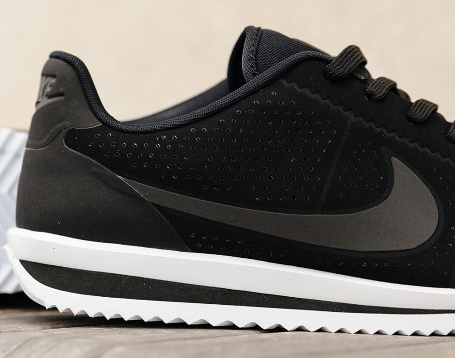 buying cheap uk availability new release Où trouver la Nike Cortez Ultra Moire 'Black/White' ?