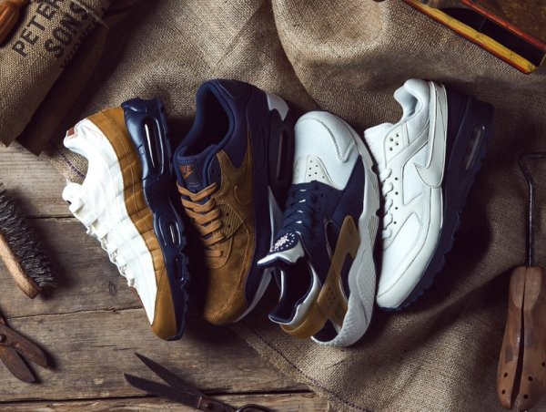 La collection Nike Premium 'Ale Brown'
