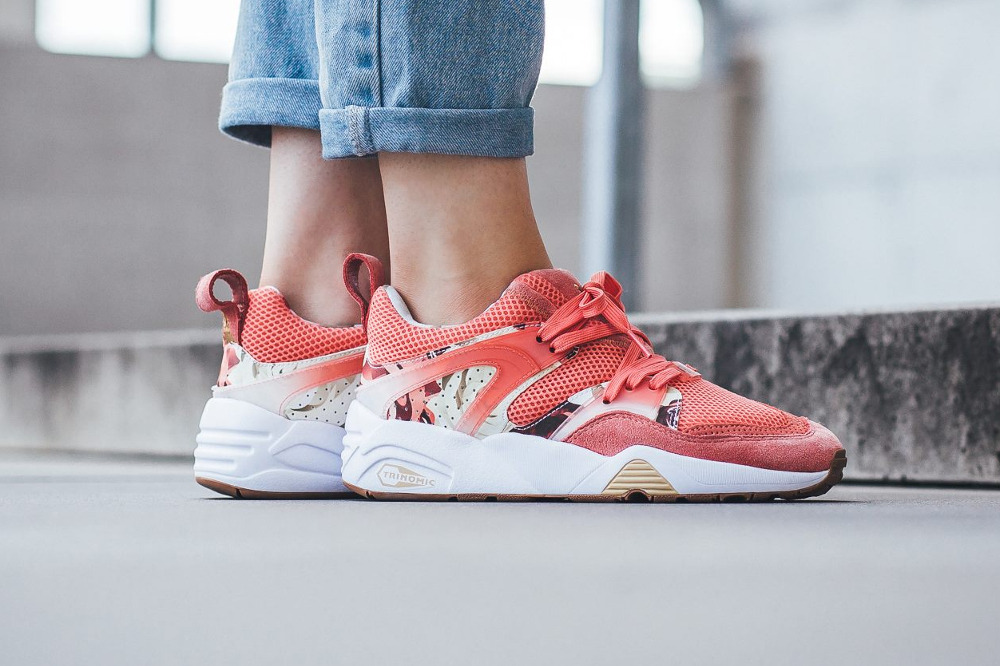 La collection Careaux x Puma 'Dedication Flower'