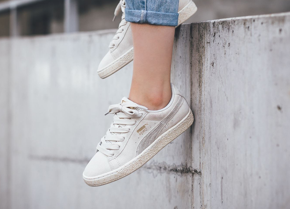 Careaux x Puma Suede Whisper White (2)