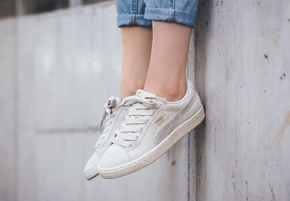 Careaux x Puma Suede Whisper White (3)