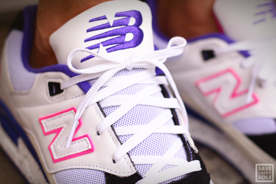 New Balance M530 KIE 'White/Purple'