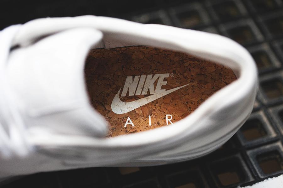 Chaussure Nike Air Max 1 Pinnacle 'White' (cuir premium blanc) (1)