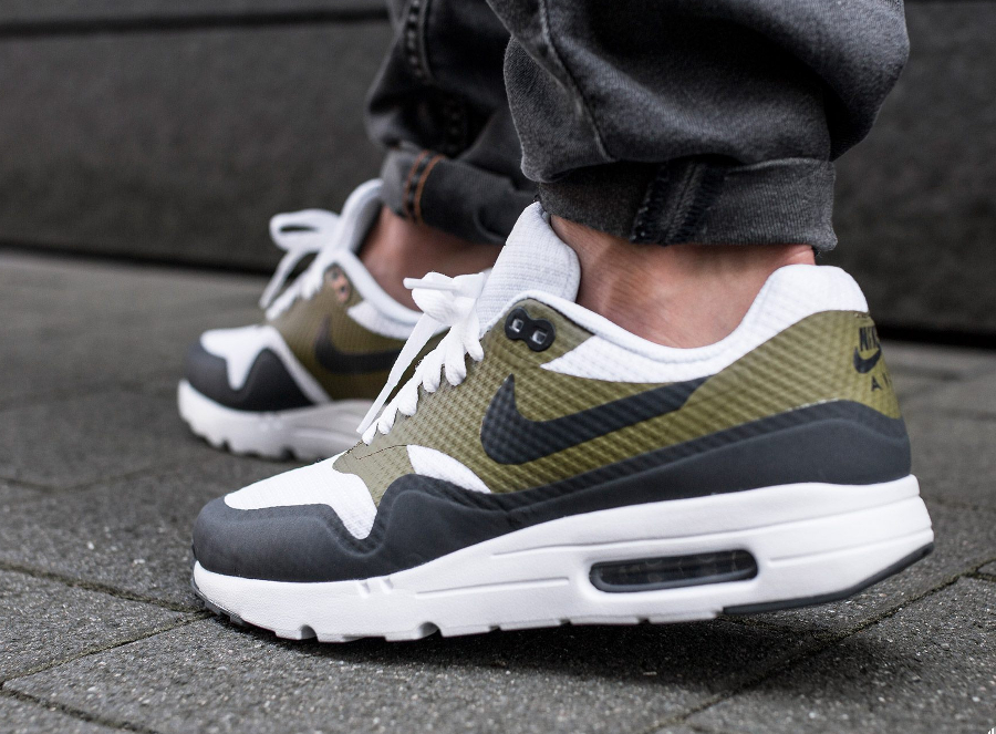 Nike Air Max 1 Ultra Essential 'Olive Flak'