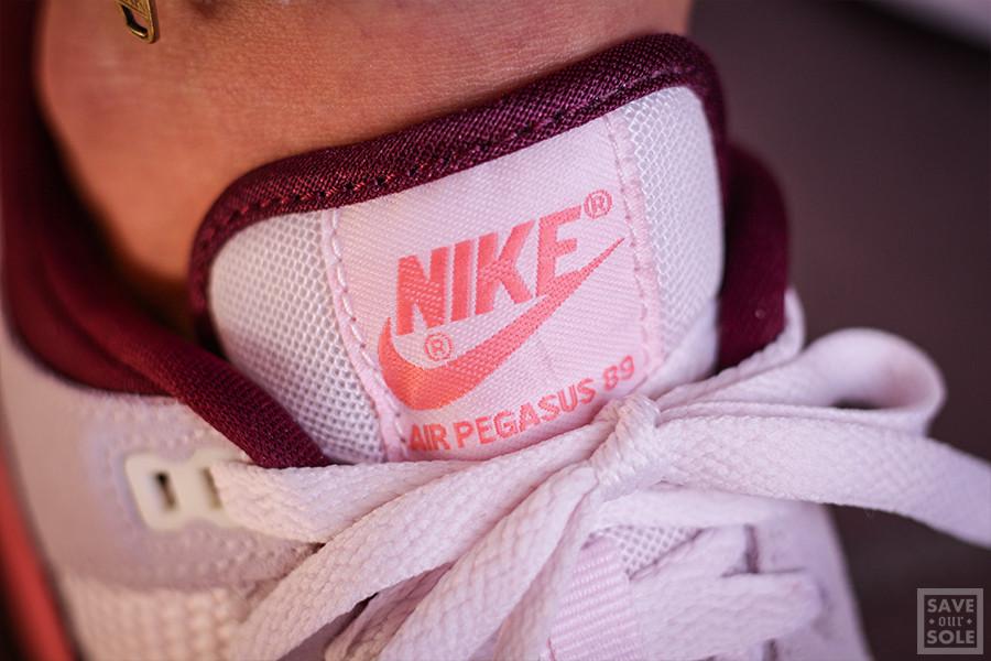 Chaussure Nike Air Pegasus 89 Pearl Pink (femme) (2)