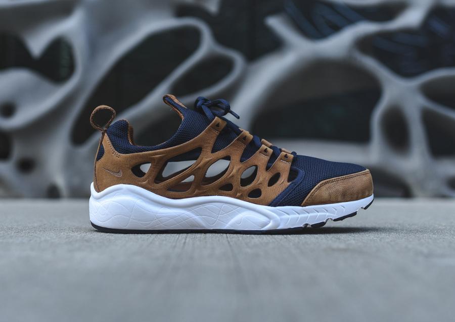 Chaussure Nike Air Zoom Chalapuka Hazelnut (marron bleu foncé) (2)