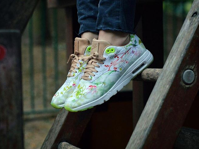 Liberty x Nikecourt Air Max 1 - @unicornsss_are_real