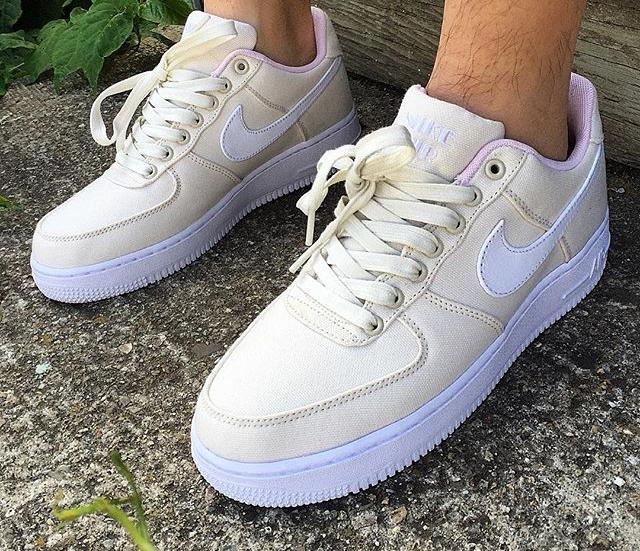 Nike Air Force 1 Low Miami Linen - @regrocksf