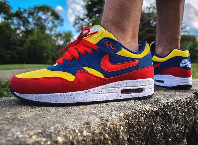 Nike Air Max 1 ID Colombia - @fbarajas2
