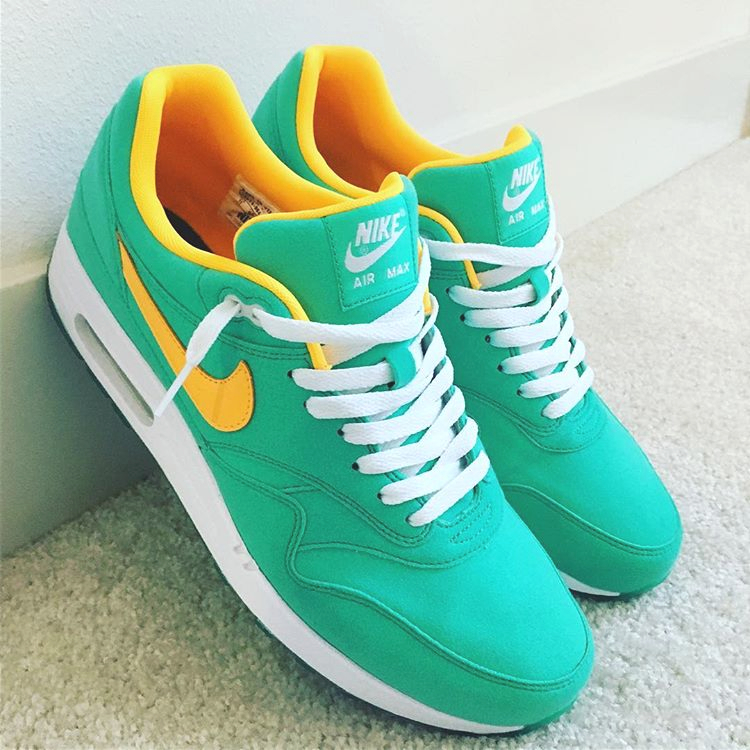 Nike Air Max 1 ID Ireland - @irishmanontour