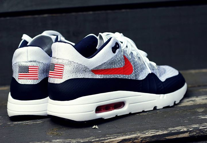 Nike Air Max 1 Ultra Flyknit ID USA - @rom80