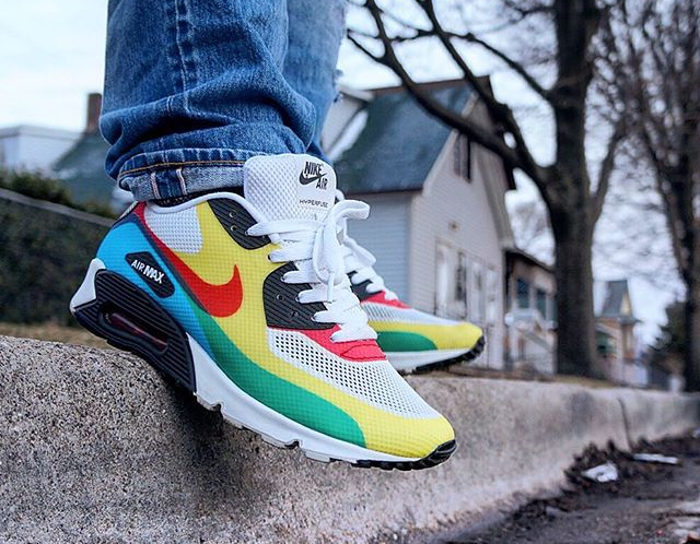 big sale 818c6 8070c ... authentic nike air max 90 hyperfuse olympic cheddar2345 45f8c 9adea
