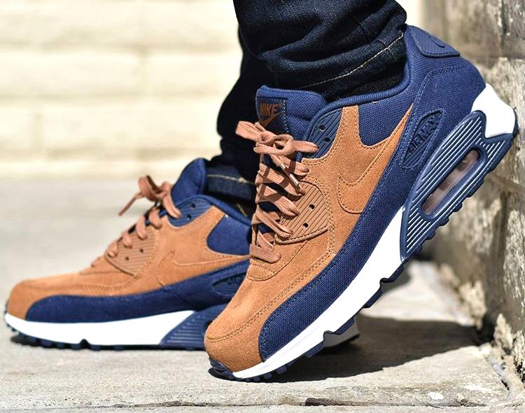 Nike Air Max 90 PRM Ale Brown - @_j_dalene_ (1)