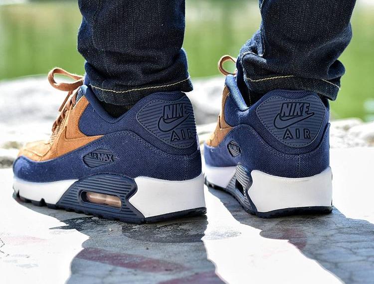 Nike Air Max 90 PRM Ale Brown - @_j_dalene_ (2)