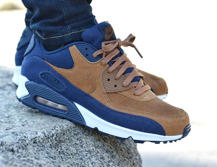 Nike Air Max 90 PRM Ale Brown - @_j_dalene_