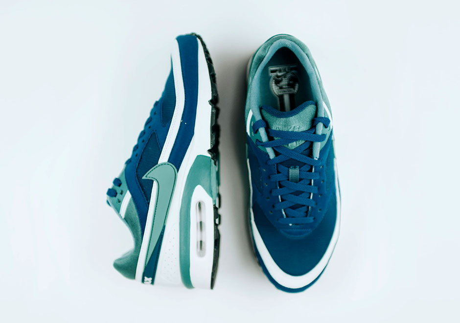 Nike Air Max BW OG Marina Blue 2016 (5)