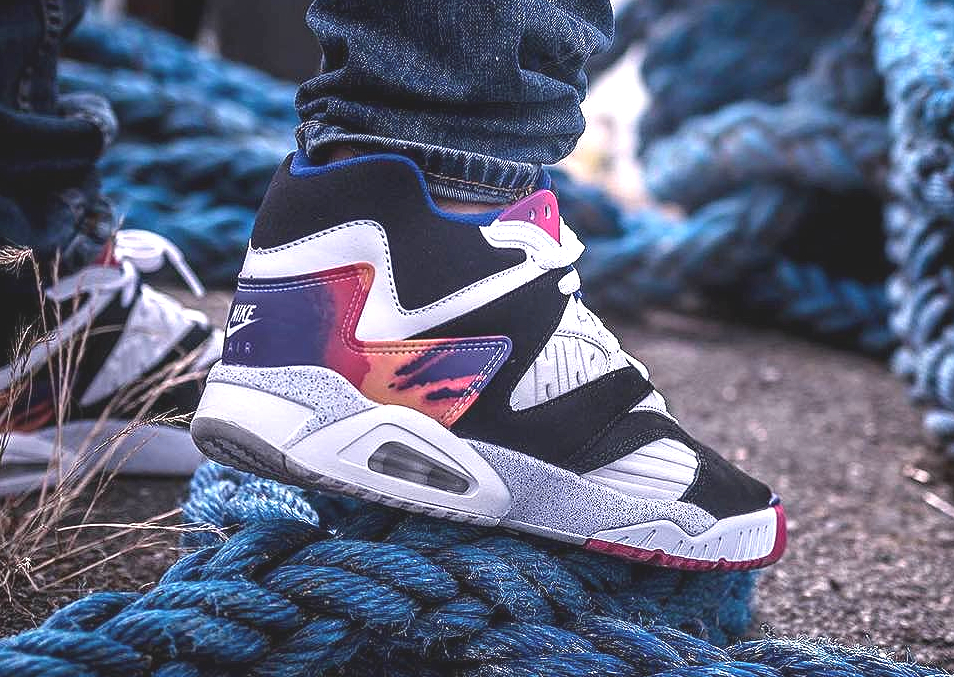 Nike Air Tech Challenge 4 OG Dark Grape Retro 2016 (1)