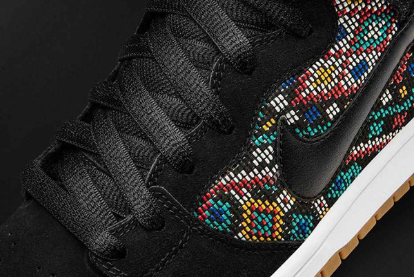 Nike Dunk High Pro SB Seat Cover Multicolor (2)