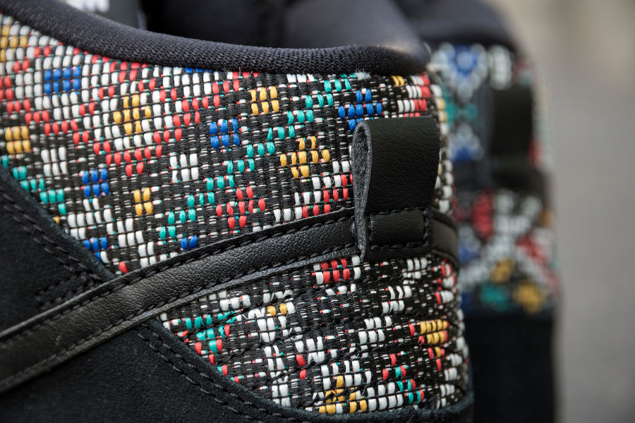 Nike Dunk High Pro SB Seat Cover Multicolor (5)