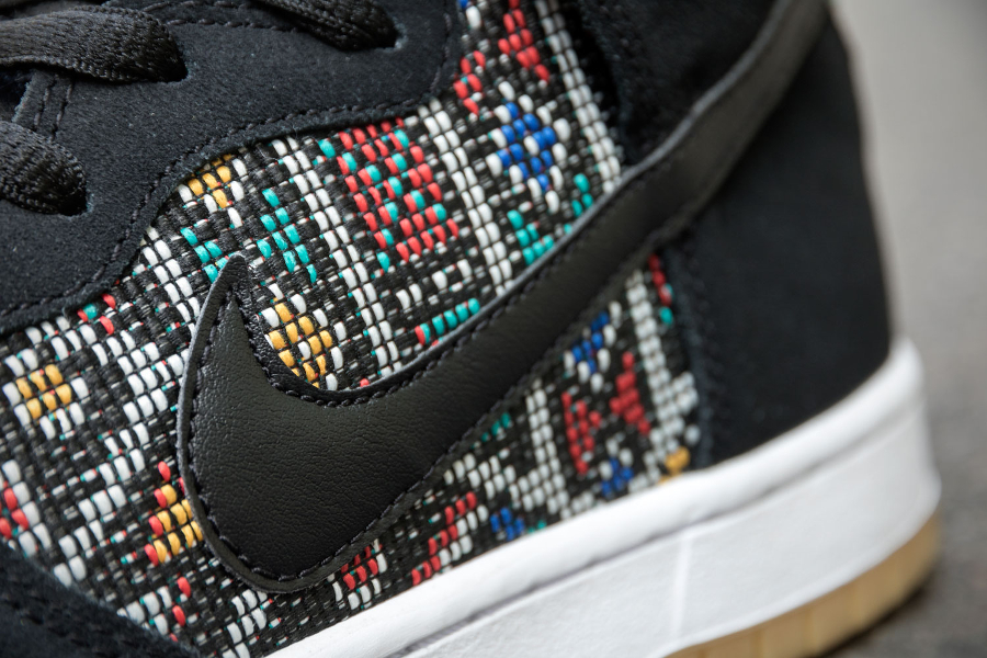 Nike Dunk High Pro SB Seat Cover Multicolor (6)