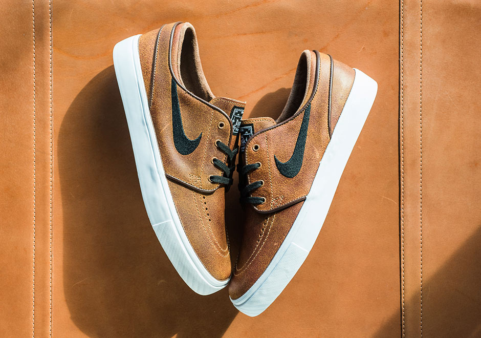 Nike SB Janoski Elite Ale Brown (2)