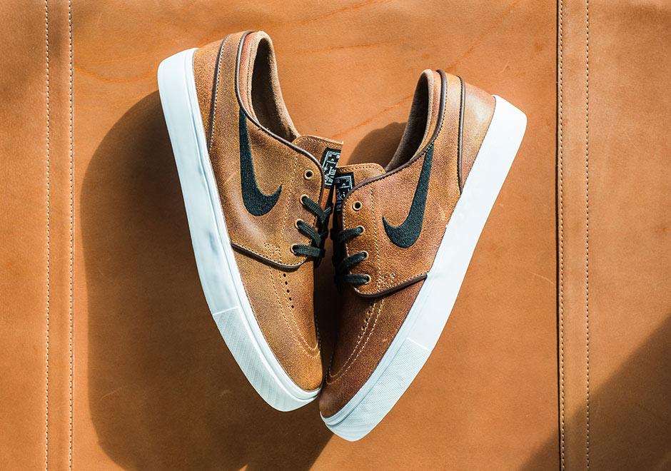 Nike SB Janoski Elite Ale Brown (2)
