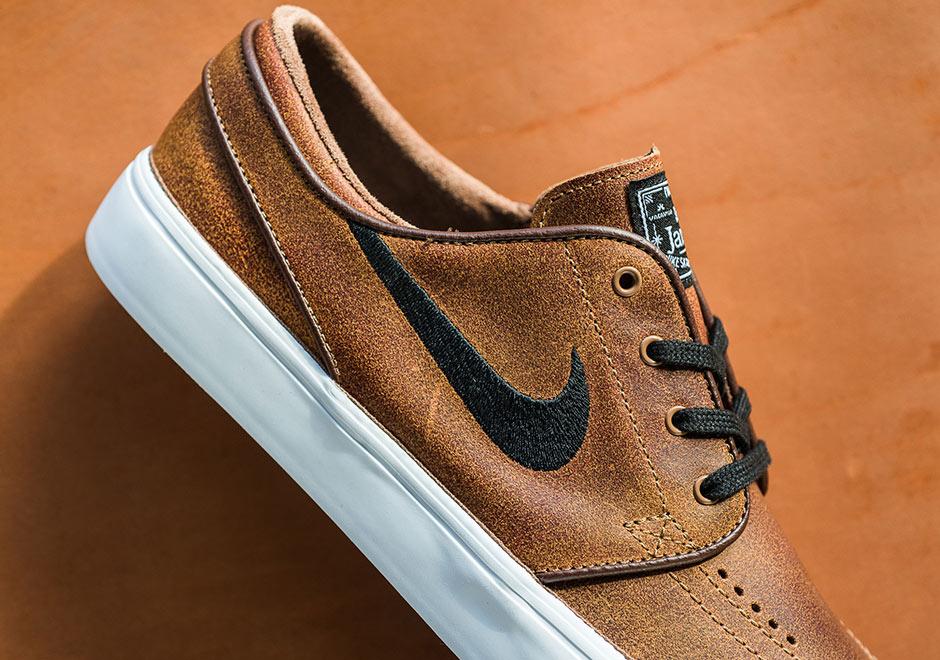 Nike SB Janoski Elite Ale Brown (3)