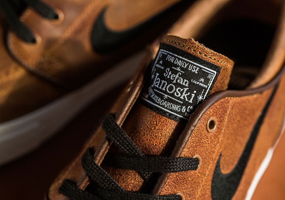 Nike SB Janoski Elite Ale Brown (4)