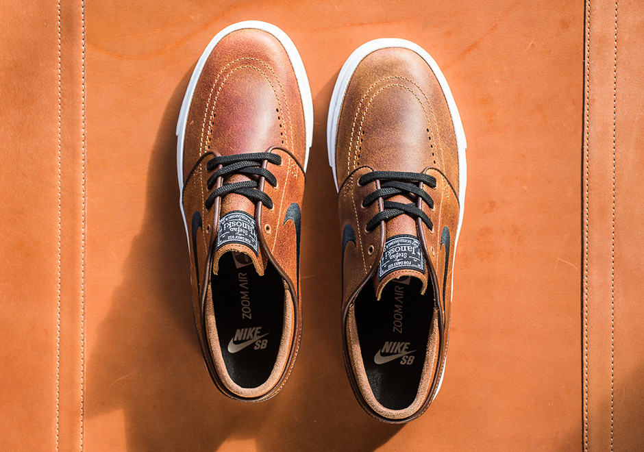 Nike SB Janoski Elite Ale Brown (5)