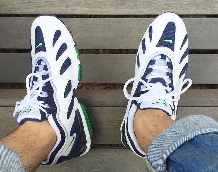 NikeLab Air Max 96 XX Scream Green - @redspider_jr