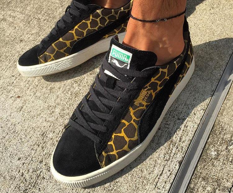 Puma Suede Giraffe - @54_takuya