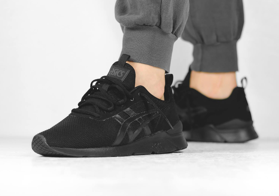Asics Gel Lyte Runner 'Triple Black'