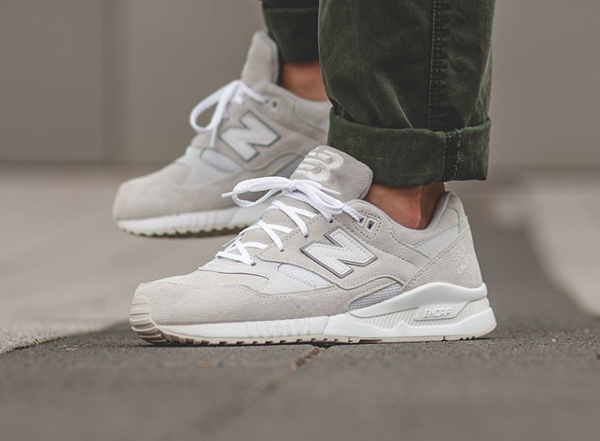 f126859f4c51f acheter basket New Balance M530AW Light Grey (grise) Perforated (2)