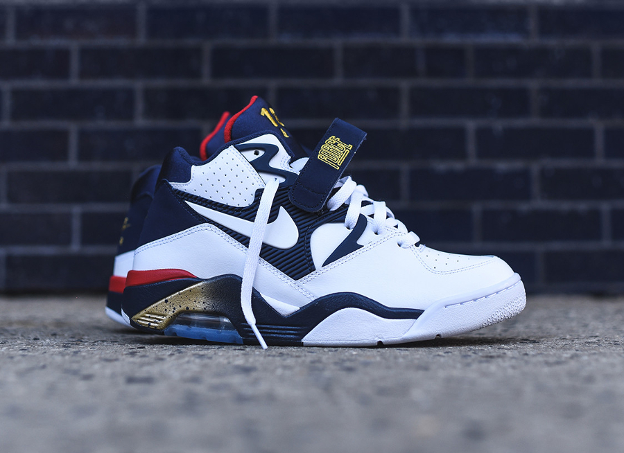 acheter basket Nike Air Force 180 Olympic Charles Barkley Rio 2016
