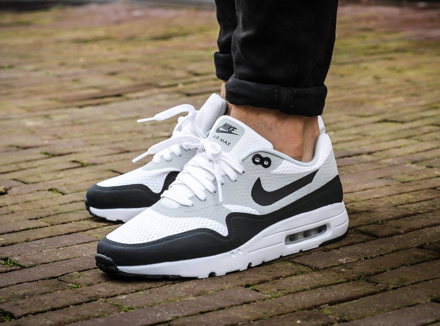 acheter basket Nike Air Max 1 Ultra Essential OG Mesh Black