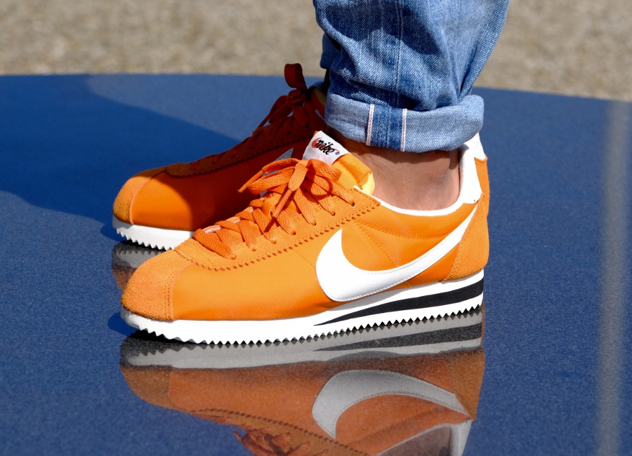 acheter basket Nike Cortez Nylon AW Clay Orange (1)